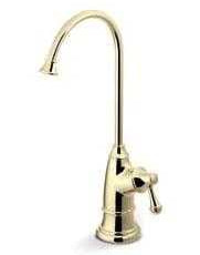 Tomlinson Reverse Osmosis Faucet Designer Polished Brass