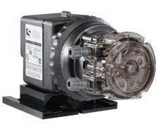 Stenner pump 17 gpd w/1/4 Kit 110v