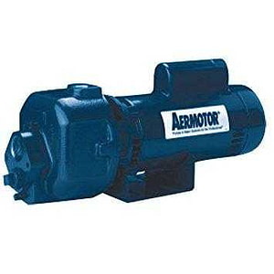 Aermotor SS Pump End, 1/2 hp 10-Stage