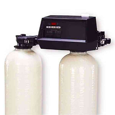 Fleck 9100 Twin Manganese Removal Systems