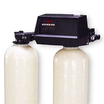 Fleck 9100 Twin Carbon Filter Systems