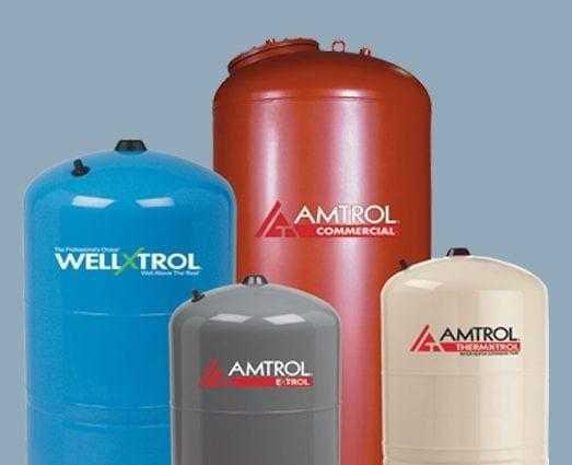 Well-X-Trol Pressure Tanks