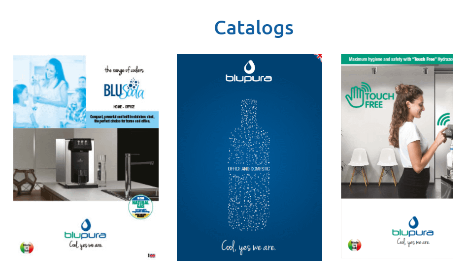 BluPura Tampa Catalogue