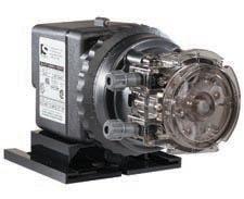 Stenner pump 17gpd Hiprs w/1/4 Kit 220v