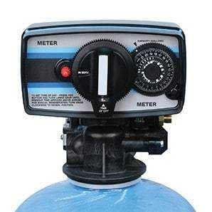 Fleck 5600 Econominder Backwash Softener