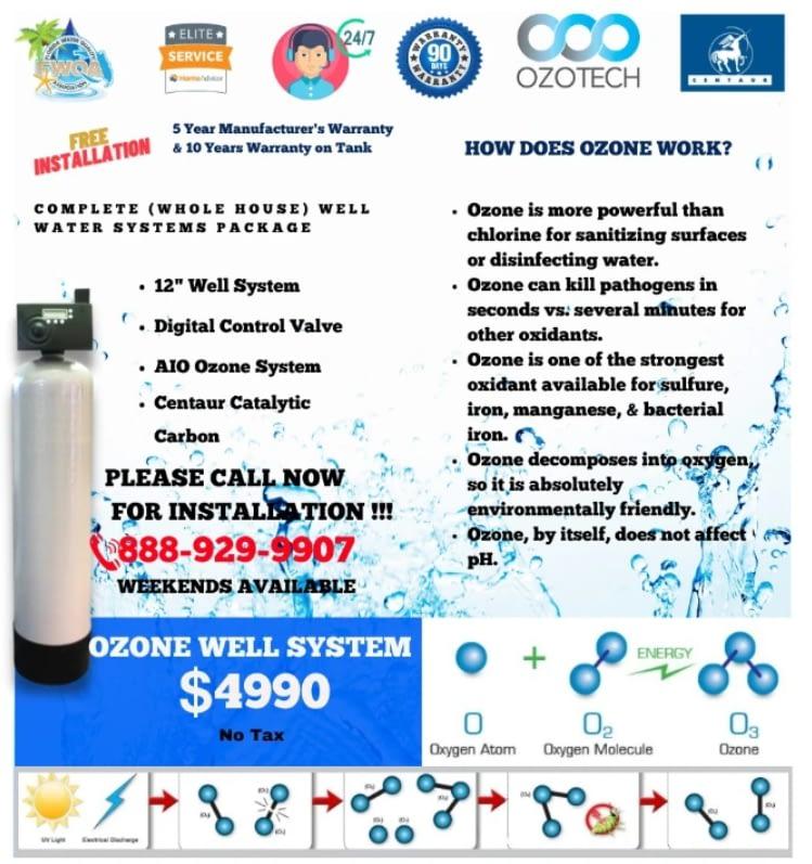 Apollo Beach water softeners