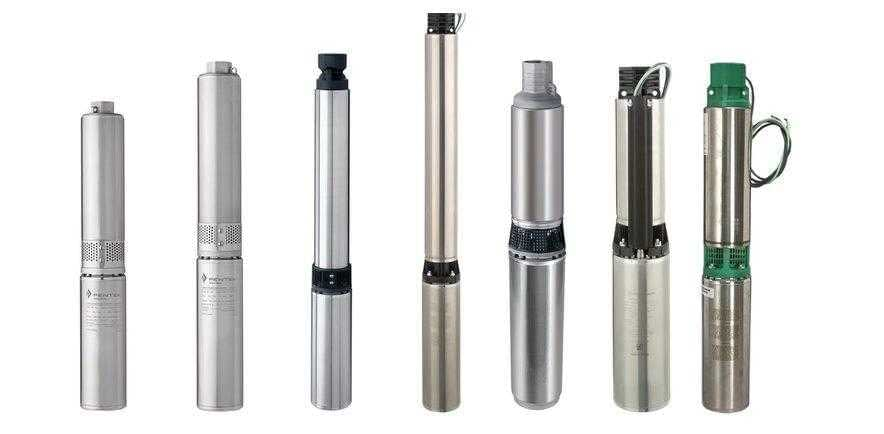 Aermotor submersible pumps