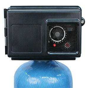 AIO 10x54 Iron Filter System