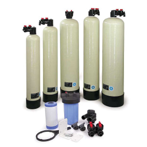 Filtersorb Salt Free Water Softener System 10 inch