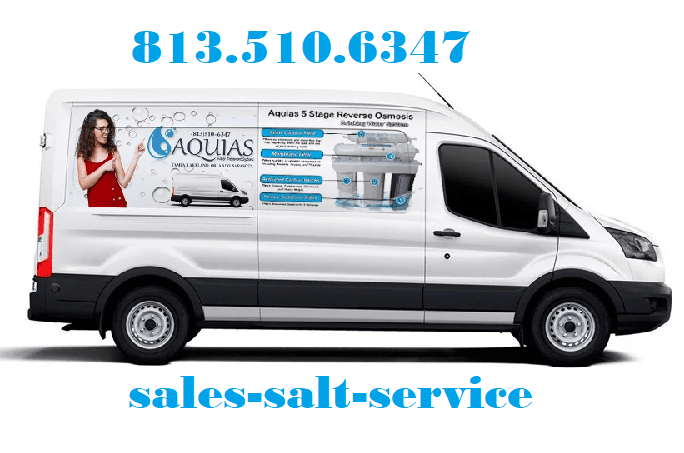Tampa water softeners systems