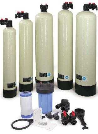 the villages salt free water softeners